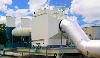 Категория газоочистного оборудования