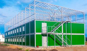 Категория ангаров и модульных зданий