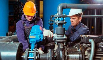 Категория ремонт оборудования