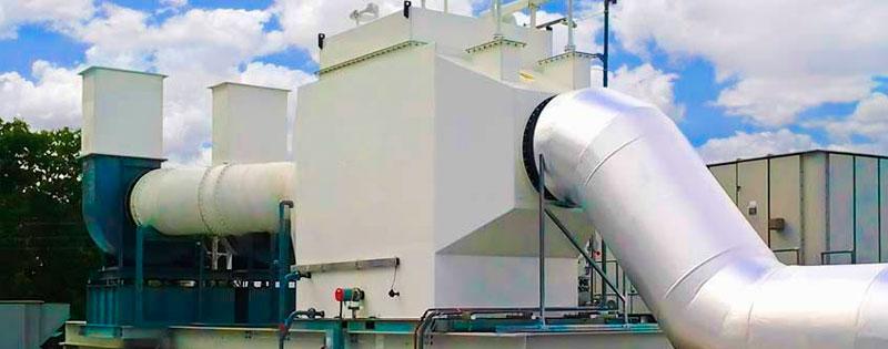 Ремонт и наладка газоочистного оборудования